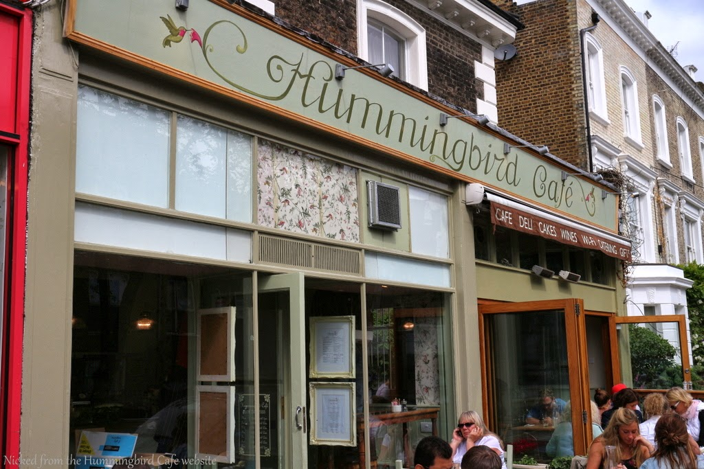 The Hummingbird Cafe London