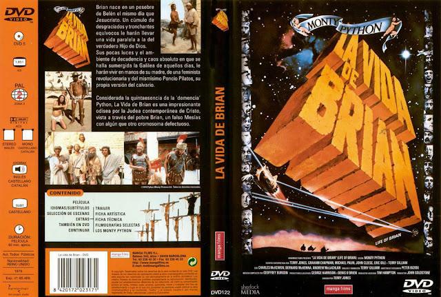 La Vida De Brian Dvd
