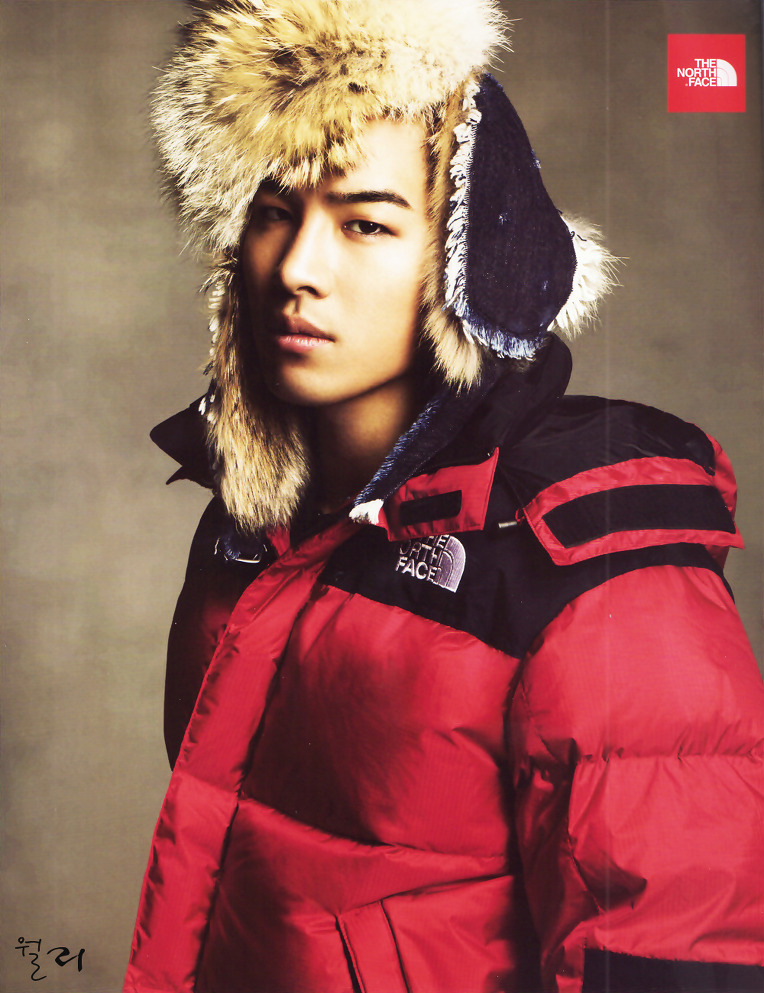 Taeyang  Photos Taeyang-North-Face-Singles-Magazine_001
