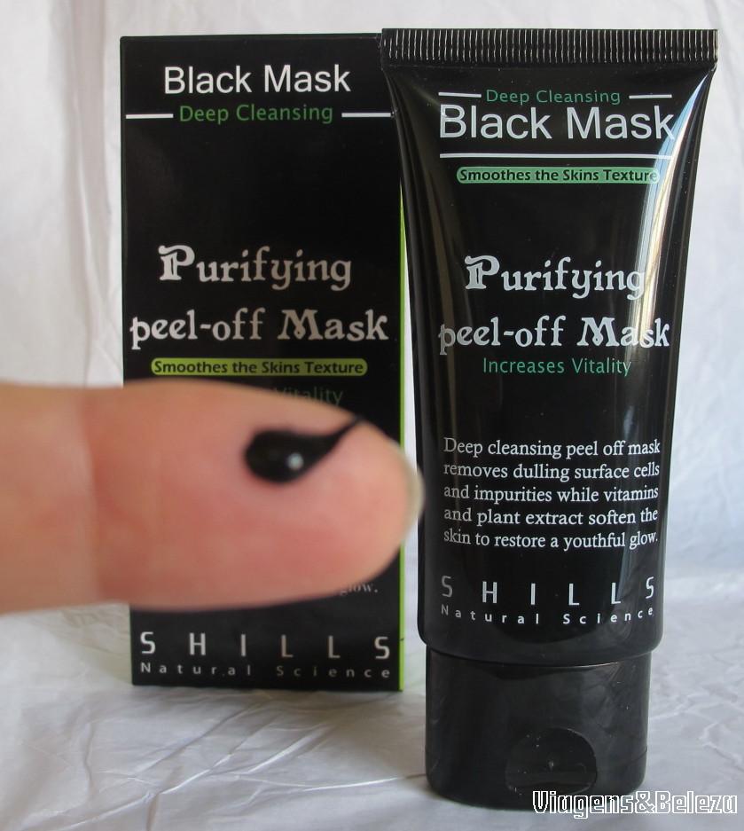 Os pontos pretos de um acne como livrar-se