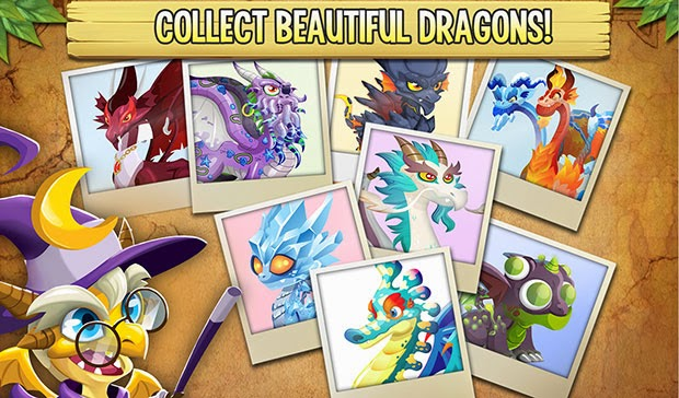 Dragon City Apk Terbaru