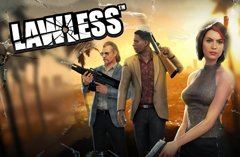 LAWLESS Full Apk+Data