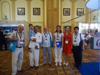 Comité Organizador Internacional del ISSSD 2014 en Guanacaste, Costa Rica