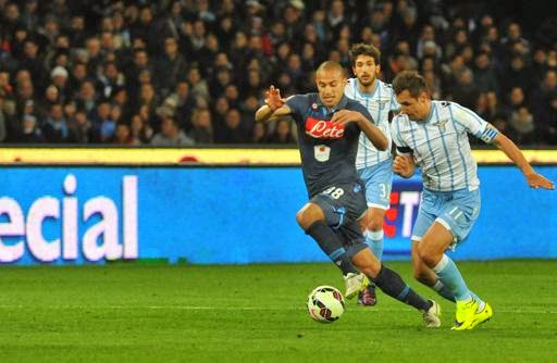 Highlights Napoli 0 – 1 Lazio (Coppa Italia)