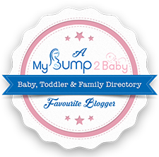 My Bump 2 Baby Favourite Blogger