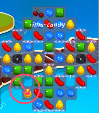 Candy Crush Last Level