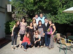 Post-Título  Terapia Familiar Sistémica Santiago Promoción 2011 -2013