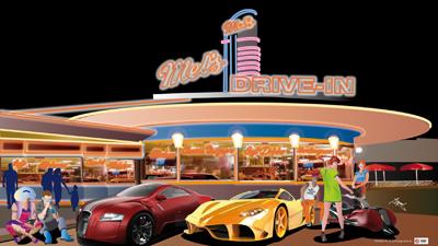 Mel's drive Inn Future