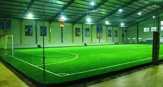 usah penyewaan tempat Futsal