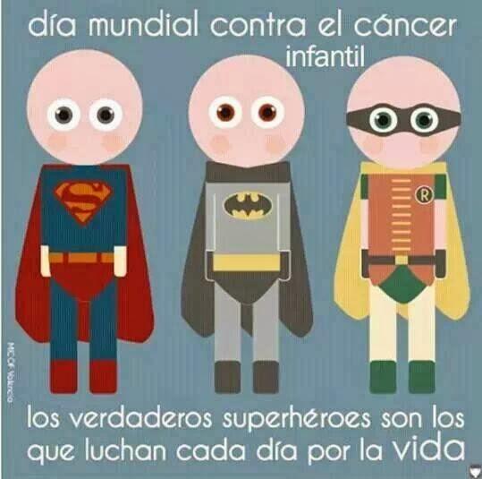 Resultado de imagen para dia del cancer infantil