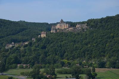 El castell de Castelnaud