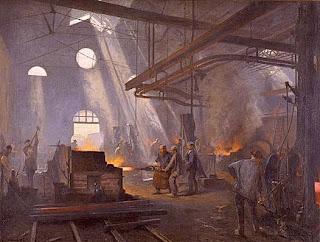 Industrialización en Francia