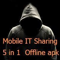 Mobile IT Sharing 5 in 1 Offline apk