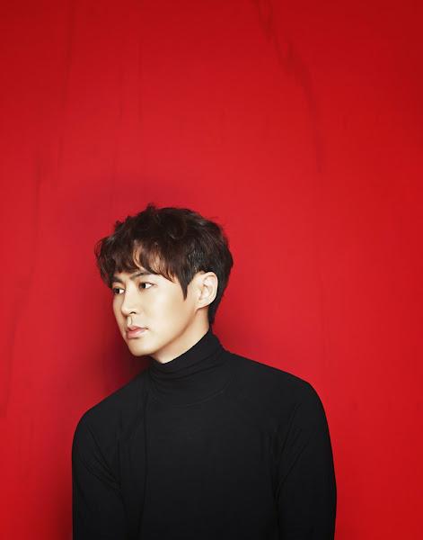 Shinhwa Jun Jin 2015