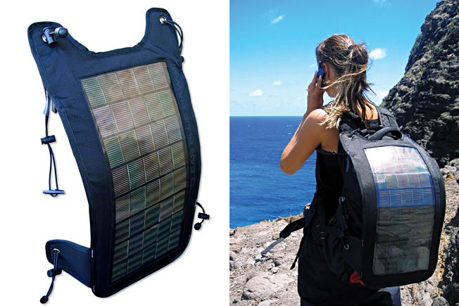 Technotech Solar Array Backpack