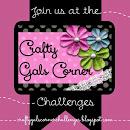Crafty Gals Corner Challenge