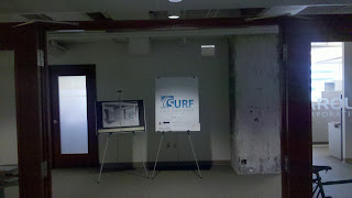 Entrance to SURF Incubator