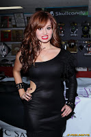 Debby Ryan at her 18th Birthday Party at Backside Records in Burbank