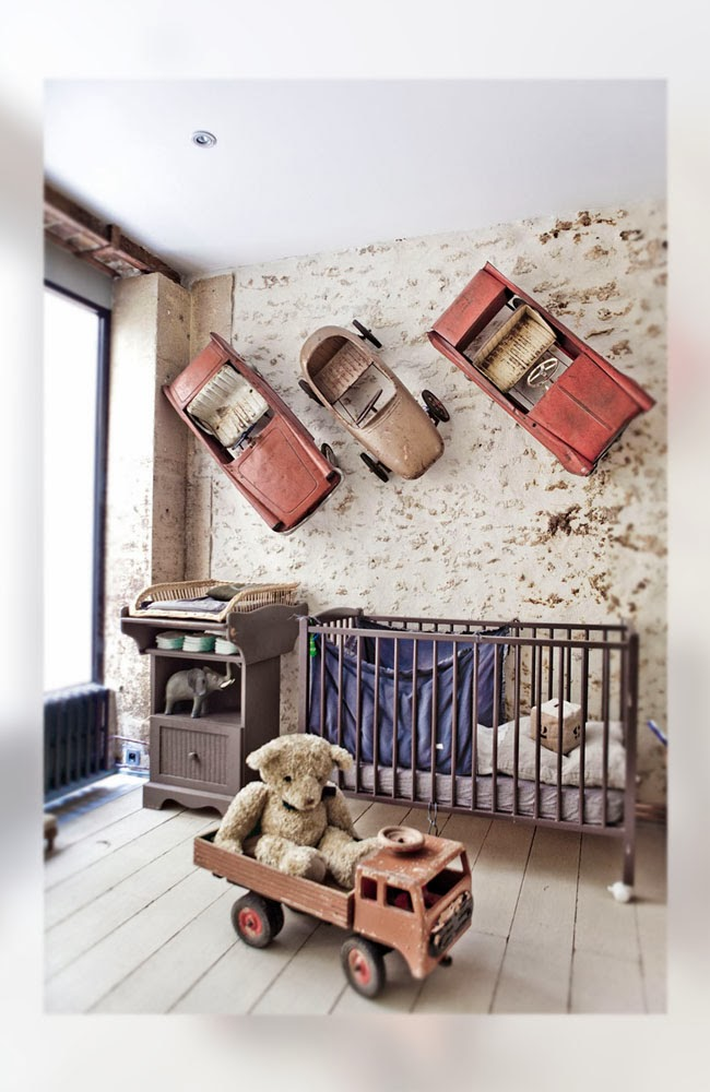 Antique, Chic, Casa, hometour, París, La Musa, Decoracion, Bedroom, kids, room