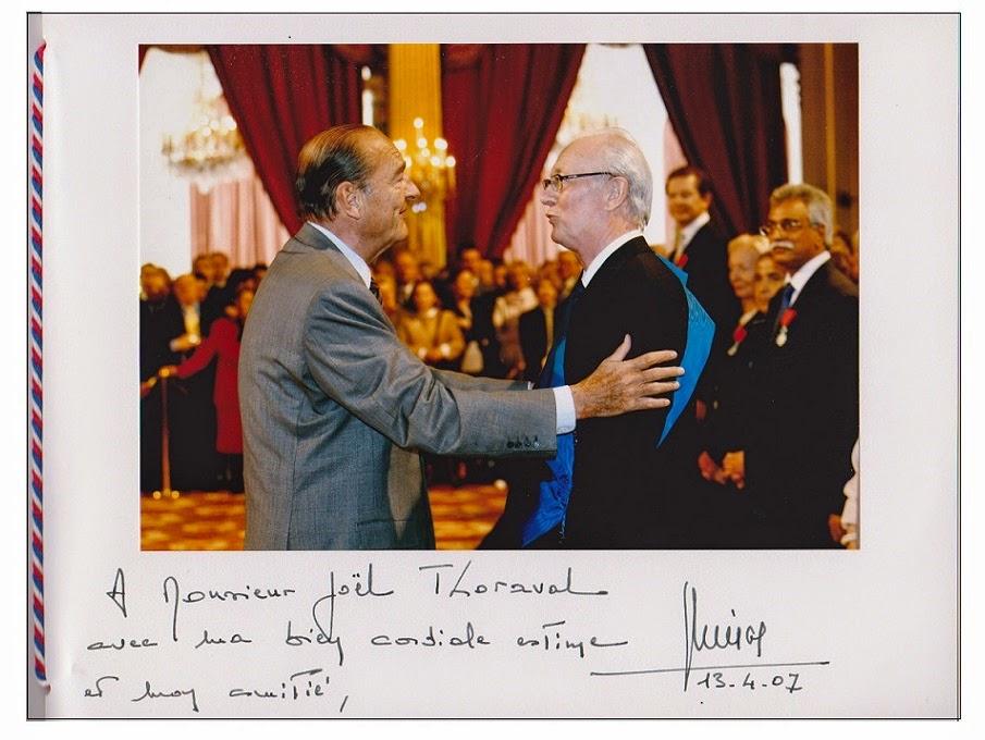 Grand Croix dans l'ordre National du Mérite