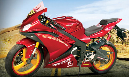 New Modification Gallery Motorcyle title=