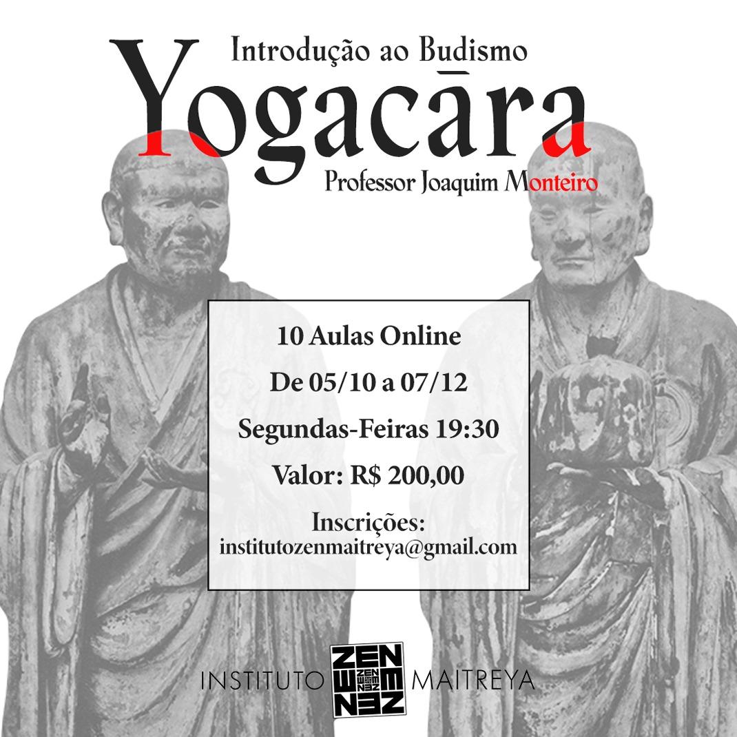 Curso Introdução ao Budismo Yogacara