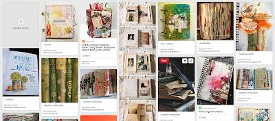Cuadernos para libro de arte