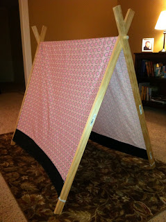 Pinterest Tent