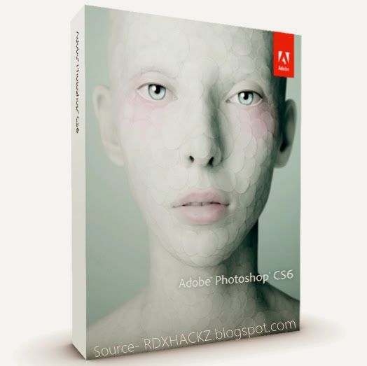 Adobe Photoshop CS6 With Activator