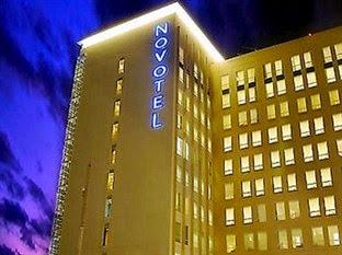 Hotel Bintang 4 di Bandung - Novotel Bandung Hotel