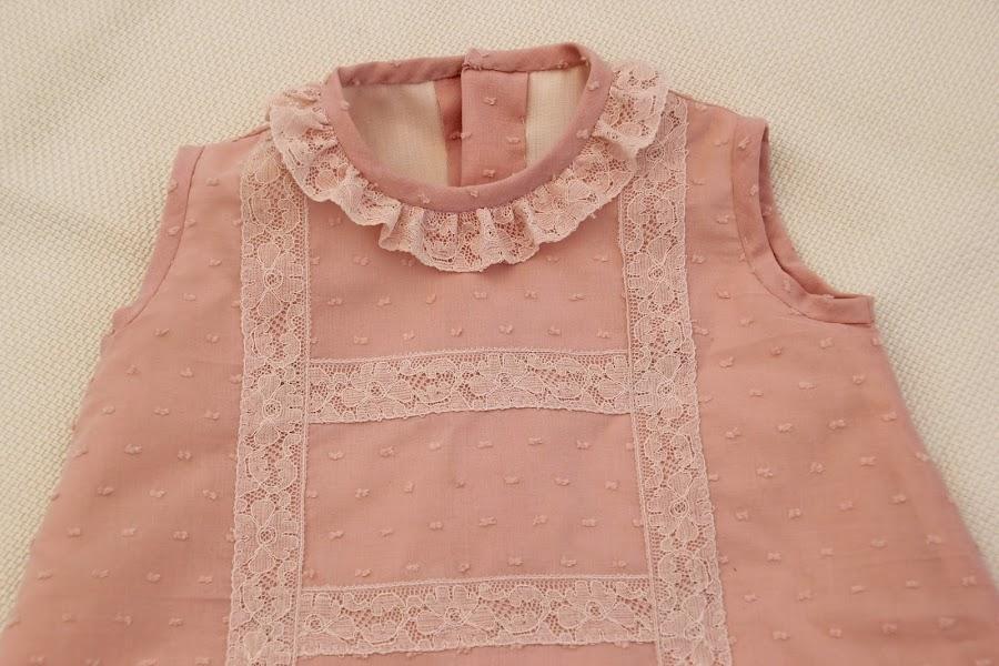 DIY Cómo hacer vestido de niña forrado muy fácil patrones gratis moldes gratis