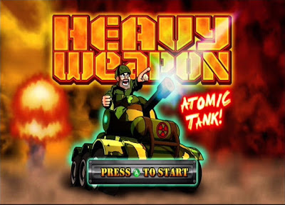 Download Game Heavy Weapon Deluxe cover