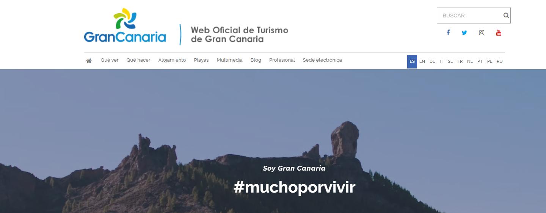 Turismo Gran Canaria