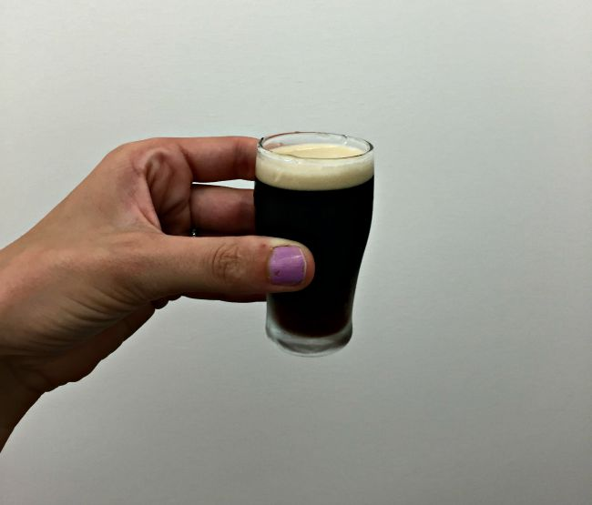 Did you know Guinness is actually red?