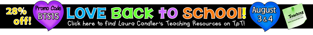 TpT Love Back to School Sale