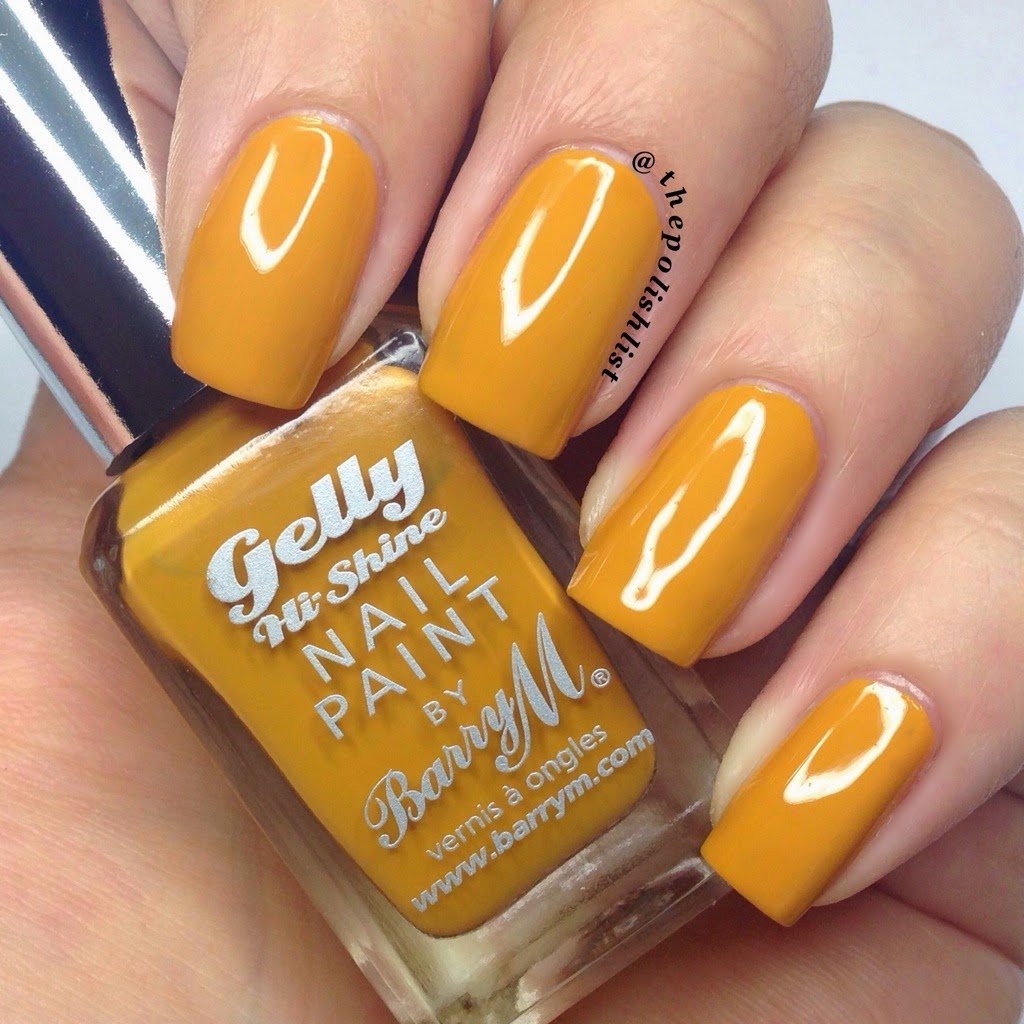 dijon mustard nail polish