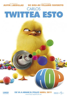 Hop Rebelde Sem Páscoa Filme
