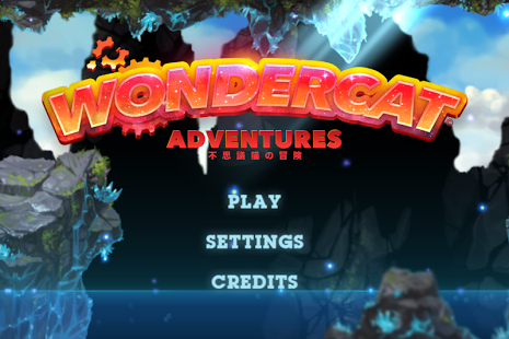 WonderCat Adventures Apk Android Game