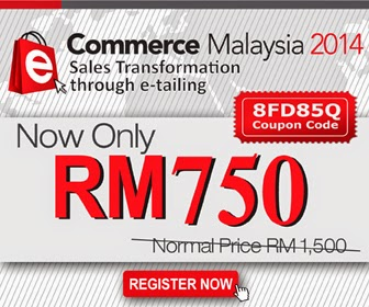 E-Commerce Malaysia 2014 Conference by IPmart