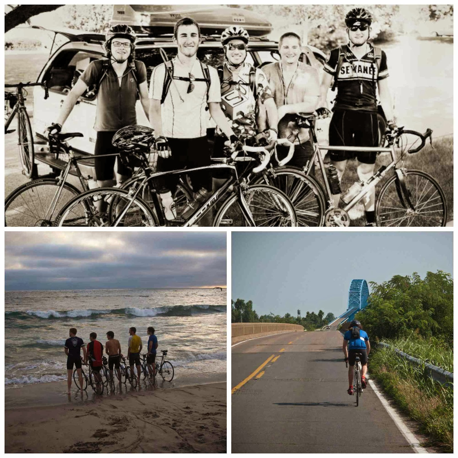 coast to coast bike ride