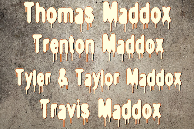 Maddox Brothers, rapunzelin kulesinden