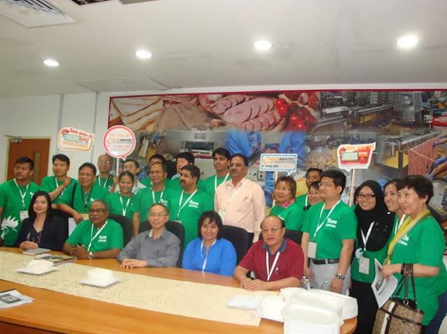 """Giới truyền thông châu Á tham gia chương trình """"Livestock Asia Journalist Program"""""""