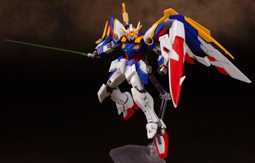 Robot Damashii (Side MS) Wing Gundam