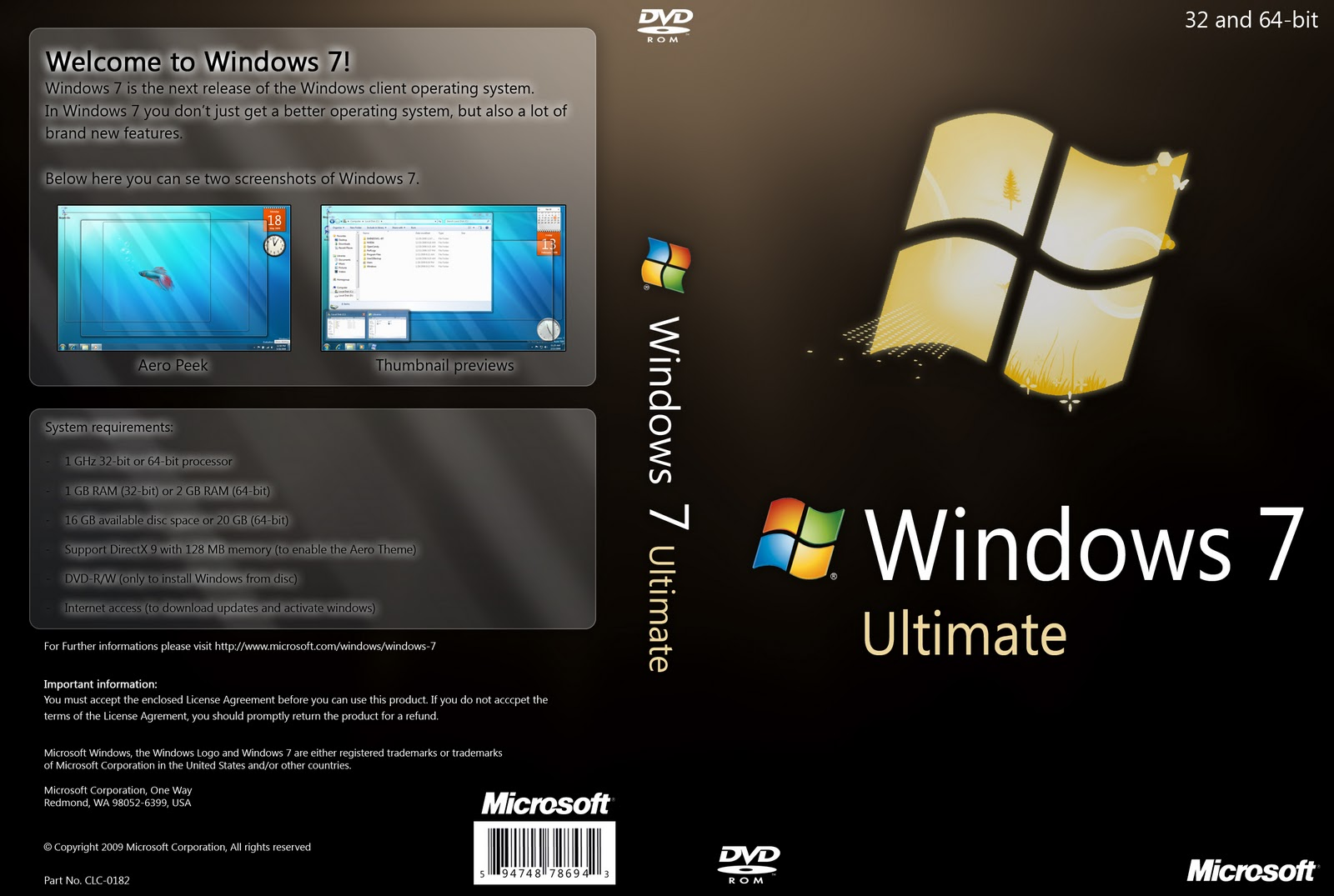 win 7 ultimate 64 bit torrent