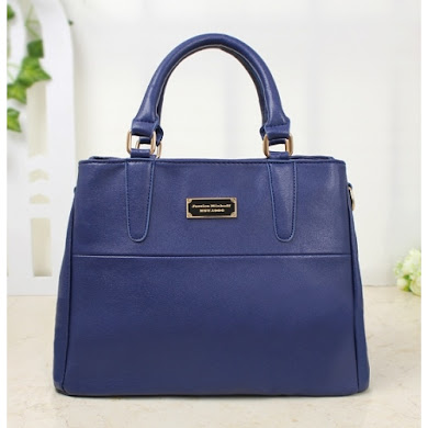 AA WITH JESSICA MINKOFF LOGO (BLUE)