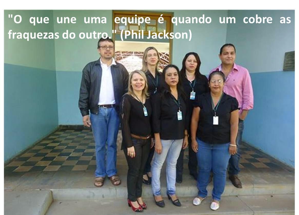 Equipe NTE/Aquidauana-MS