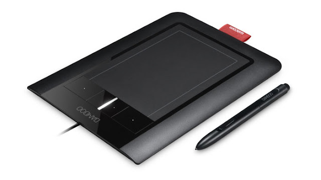 Bamboo Pen And Touch Tablet2