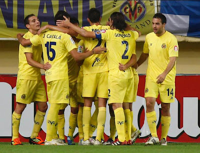 Villarreal 1 - 0 Real Betis (3)