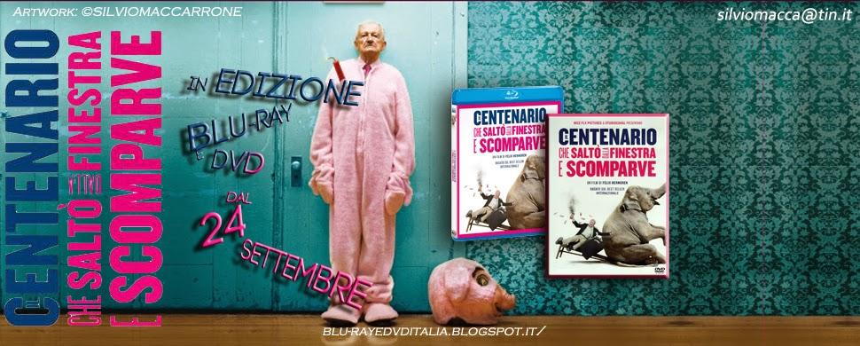 Blu ray dvd italia il centenario che salt dalla finestra e scomparve in edizione blu ray e - Film il centenario che salto dalla finestra e scomparve ...