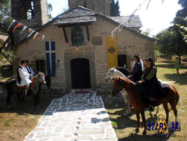 Διήμερες εκδηλώσεις τιμής και μνήμης στο Σπήλαιο Γρεβενών για τον Θεόδωρο Ζιάκα (2013)